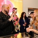 SAIC students discuss Swarovski with Mel Muoio