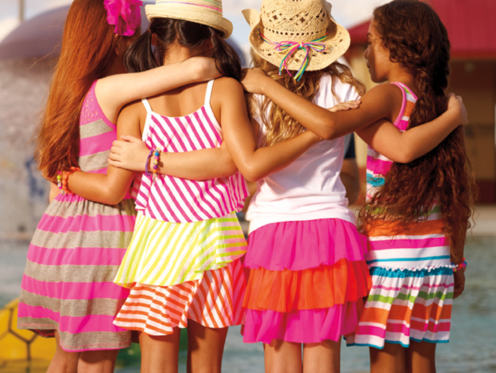 Kids Summer Trends with The Children's Place - Factio ...