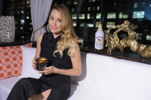 Lauren Conrad Hosts Beach-Themed Launch Of Malibu Island Spiced By Malibu Rum