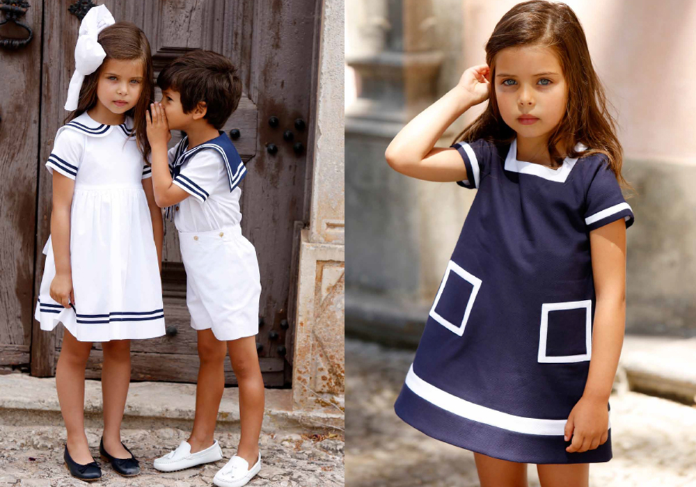Oscar de la renta kids spring summer 2013 collection for Oscar de la renta childhood