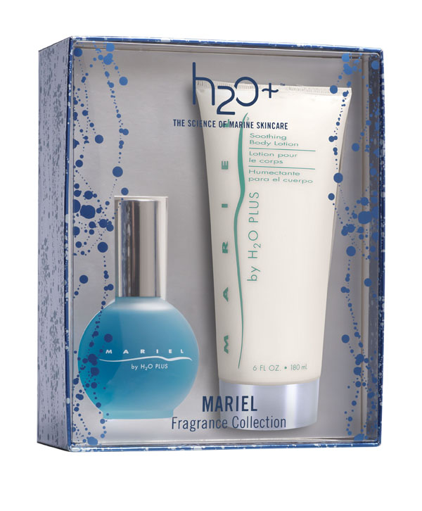 H2O Plus Mariel Fragrance Collection