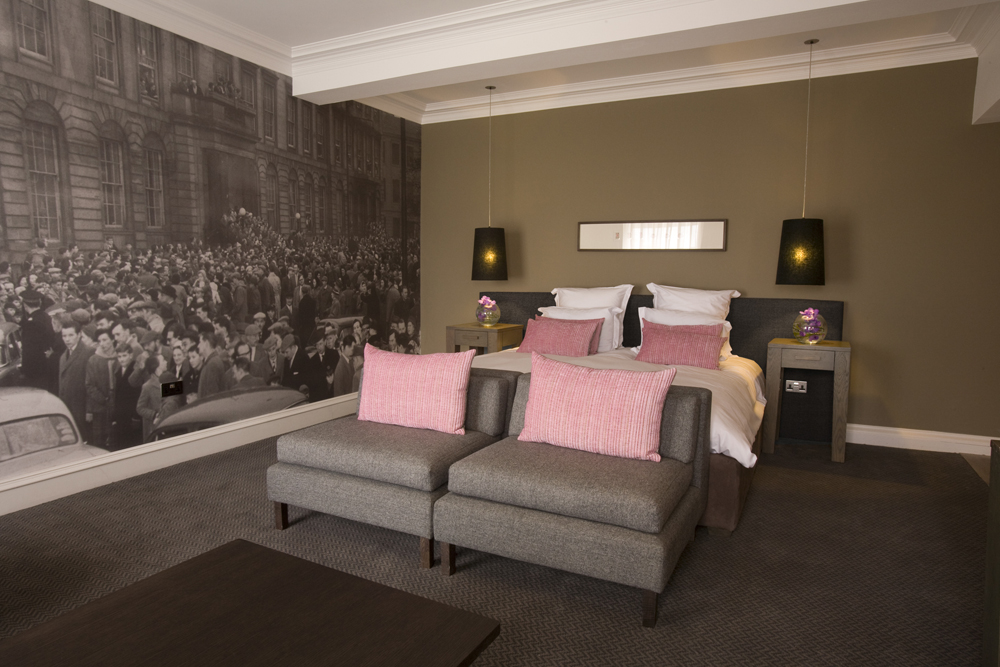Blythswood Square - Bedroom