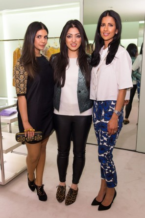Sahar Dada, Lubna Hassan, Zahra Sandberg