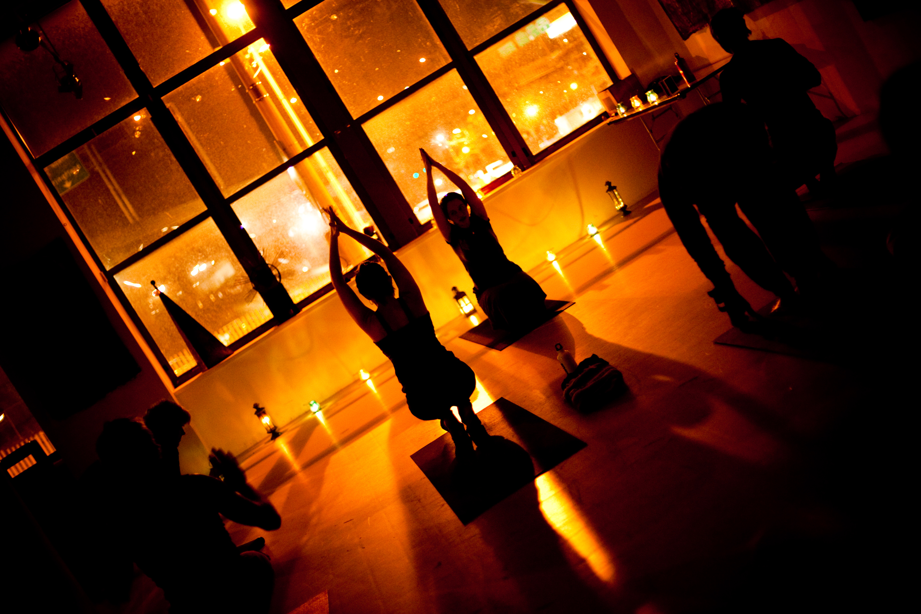 Candle-Light-Yoga