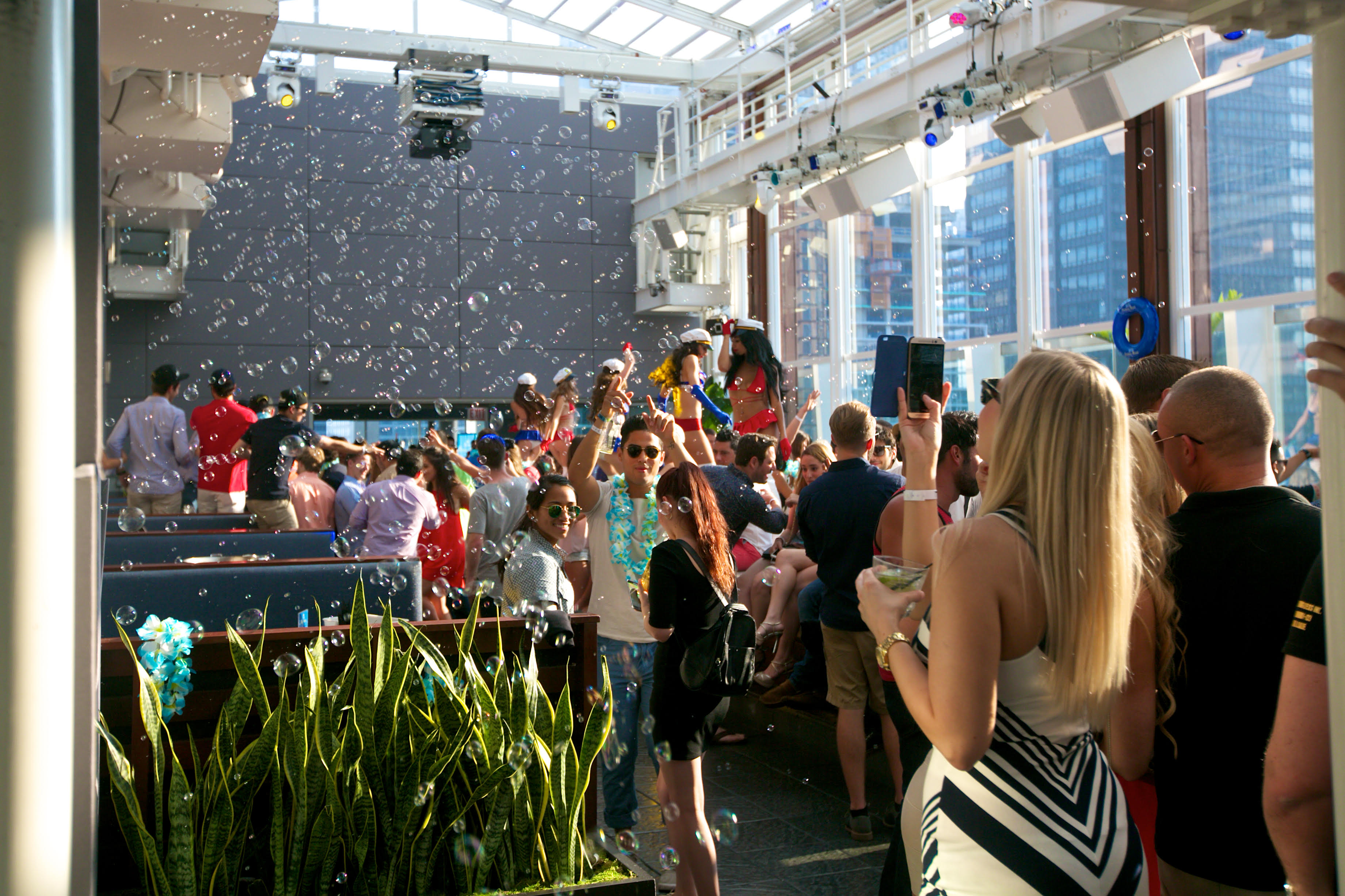 ROOF On TheWit Debuts New Summer JetSet Weekend Series