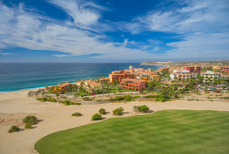 Courtesy of Sheraton Grand Los Cabos Hacienda Del Mar