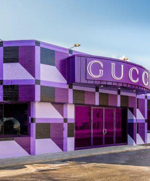 Gucci Chicago Pop up shop